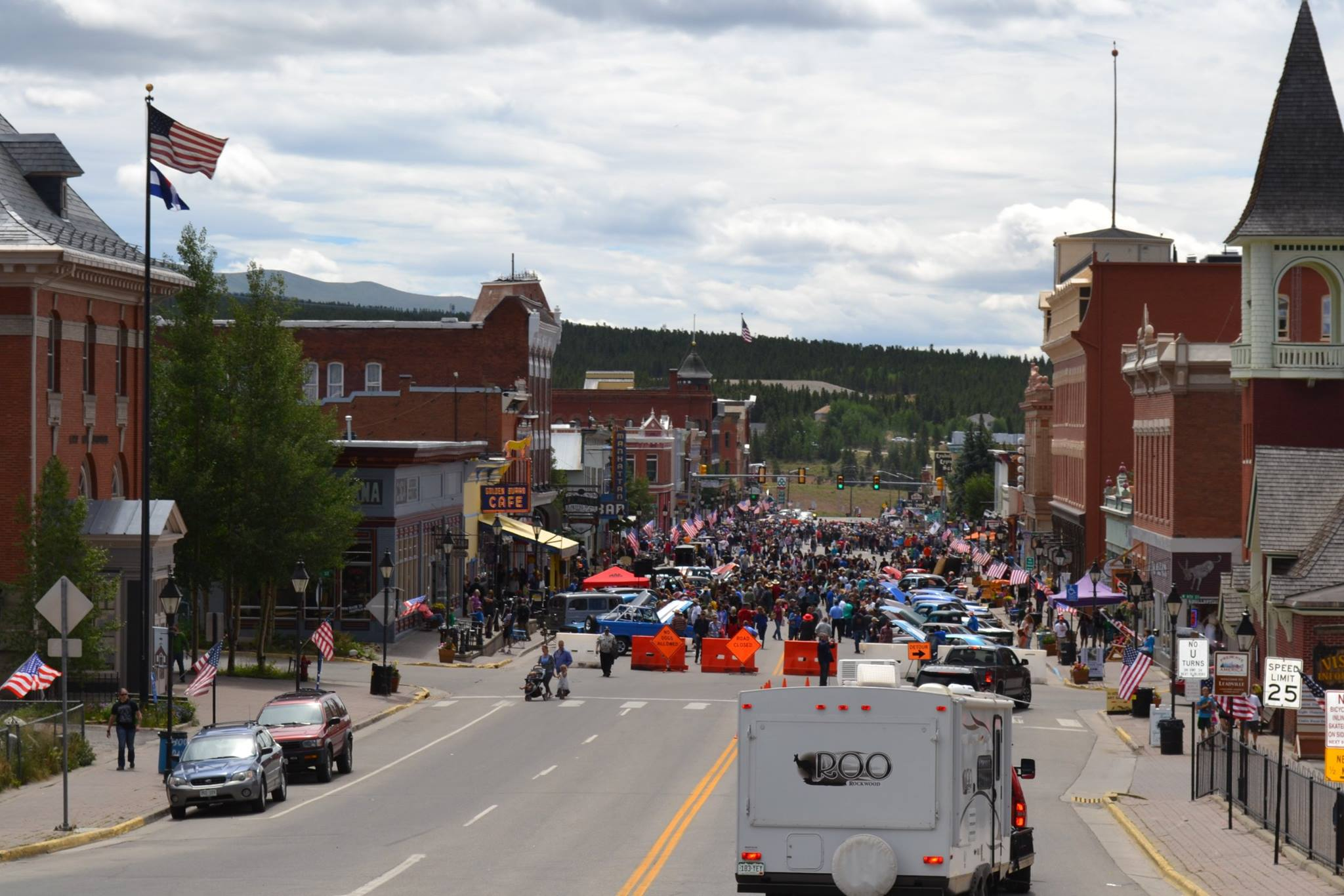 2018 Leadville Boom Days